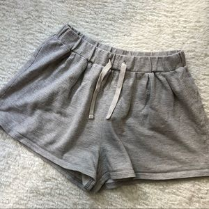 Other - Sparkly Grey Shorts Girl's medium
